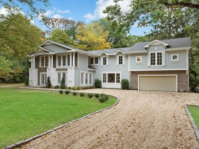 Single Family Home for sales at Colonial 5 Country Ln  Brookville, New York 11545 United States