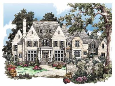 Terreno for sales at Fabulous Estate Lot in Prime Buckhead Area 3450 Old Plantation Road NW Atlanta, Georgia 30327 Stati Uniti