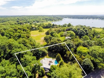 Single Family Home for sales at Contemporary 22 Glynn Dr  Shelter Island, New York 11964 United States
