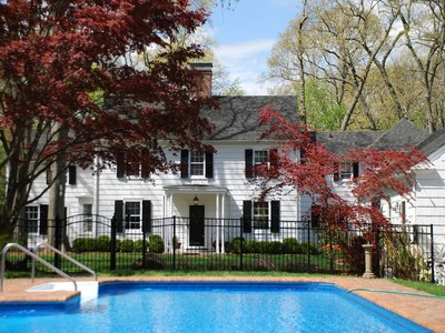 Single Family Home for sales at Traditional 64 Snake Hill Rd  Cold Spring Harbor, New York 11724 United States