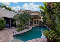 Single Family Home for sales at PELICAN BAY-COCOBAY 7827  Cocobay Ct   Naples, Florida 34108 United States