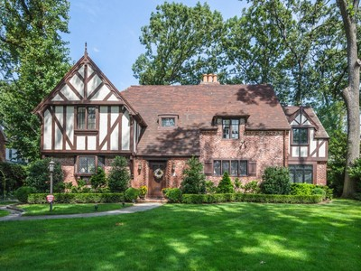 Single Family Home for sales at Tudor 369 Ryder Rd  Manhasset, New York 11030 United States