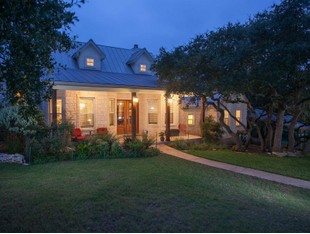 Single Family Home for sales at La Ventana Custom Home 355 Chalk Bluff Ct Driftwood, Texas 78619 United States