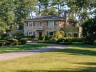 Single Family Home for sales at Colonial 6 Tredwell Old Westbury, New York 11568 United States