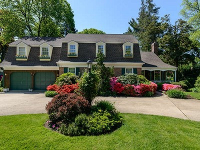 Single Family Home for sales at Colonial 90 S Saint James St Garden City, New York 11530 United States