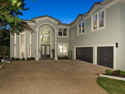 Single Family Home for sales at Spectacular Urban Oasis 8905 Chalk Knoll Dr Austin, Texas 78735 United States