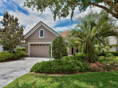 Single Family Home for sales at LAKEWOOD RANCH COUNTRY CLUB VILLAGE 6718  Pebble Beach Way Lakewood Ranch, Florida 34202 United States