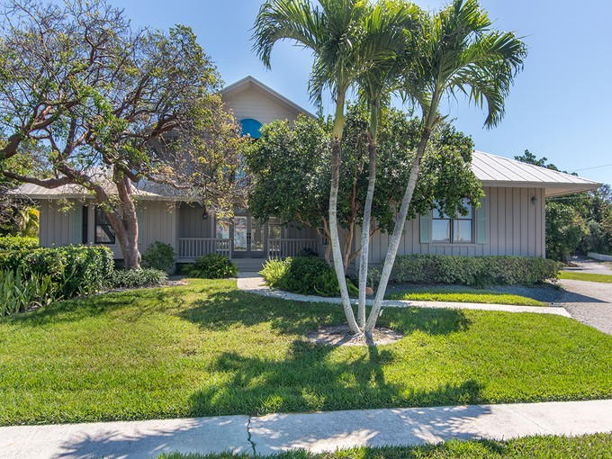 Single Family Home for sales at MARCO ISLAND - W INLET DR 1011 W Inlet Dr Marco Island, Florida 34145 United States