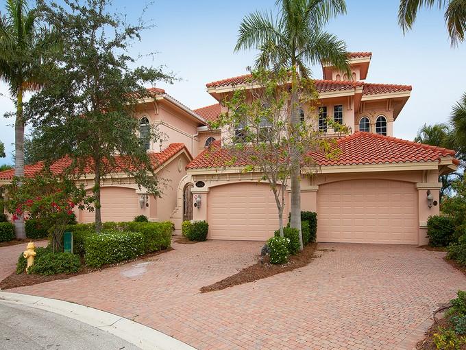 Condominium for sales at FIDDLER'S CREEK - SERENA 3191  Serenity Ct 202   Naples, Florida 34114 United States
