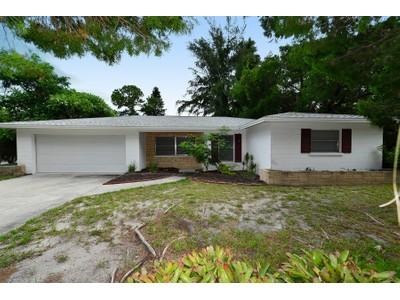 Maison unifamiliale for sales at LONG BEACH 601  Jackson Way Longboat Key, Florida 34228 États-Unis