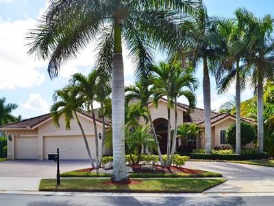 Maison unifamiliale for sales at 21337 Rock Ridge Dr , Boca Raton, FL 33428 21337  Rock Ridge Dr  Boca Raton, Florida 33428 États-Unis