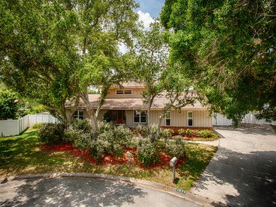 Single Family Home for sales at CLEARWATER 1674  Sheffield Dr Clearwater, Florida 33764 United States