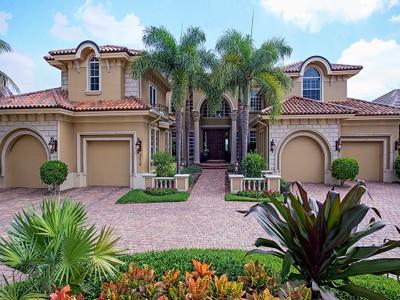 獨棟家庭住宅 for sales at PARK SHORE 316  Neapolitan Way Naples, 佛羅里達州 34103 美國