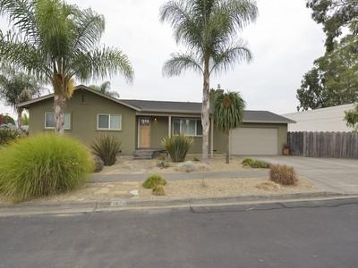 Vivienda unifamiliar for sales at 1501 Sheridan Dr, Napa, CA 94558 1501  Sheridan Dr Napa, California 94558 Estados Unidos