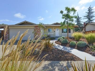 Vivienda unifamiliar for sales at 1229 Rubicon St, Napa, CA 94558 1229  Rubicon St Napa, California 94558 Estados Unidos