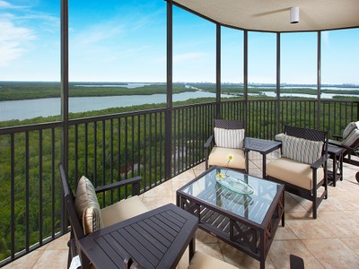 Кооперативная квартира for sales at HAMMOCK BAY - LESINA 1050  Borghese Ln 1106  Naples, Флорида 34114 Соединенные Штаты
