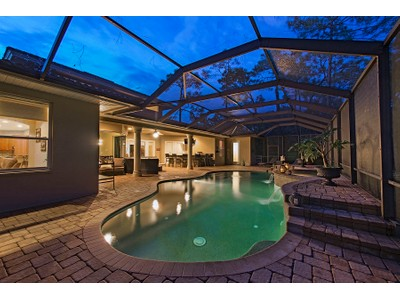 Casa Unifamiliar for sales at HAWKSRIDGE 2116  Harlans Naples, Florida 34105 Estados Unidos