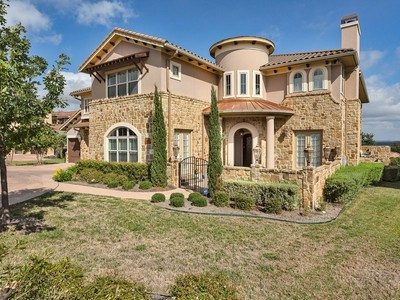 Single Family Home for sales at Magnificent Lake Travis and Hill Country Views 304 Barbuda Dr Austin, Texas 78734 United States