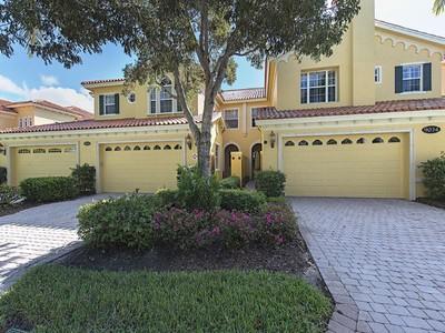 Condo / Townhome / Villa for sales at 9034 Cascada Way 101  Naples, Florida 34114 United States