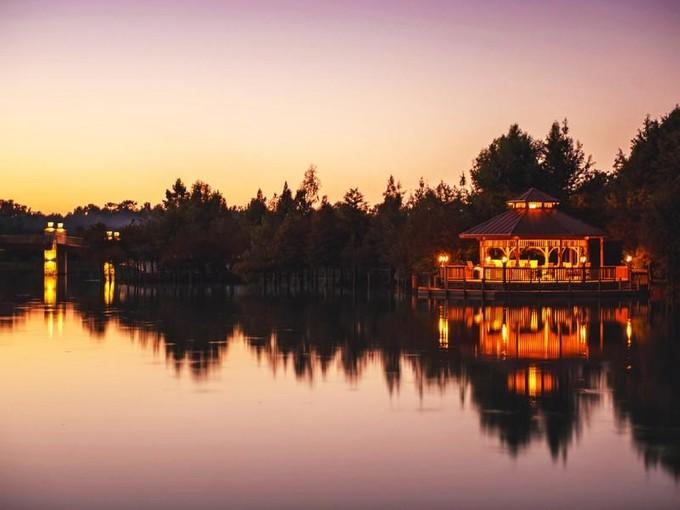 農場/牧場 / プランテーション for sales at The Emerald Lake Estate - 185+/- Acres 37307 Diamond Oaks Dr   Magnolia, テキサス 77355 アメリカ合衆国