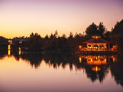 Single Family Home for sales at The Emerald Lake Estate - 185+/- Acres 37307 Diamond Oaks Dr Magnolia, Texas 77355 United States