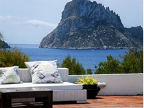 Maison unifamiliale for sales at Design Villa With Views To Es Vedra    San Jose, Ibiza 07830 Espagne