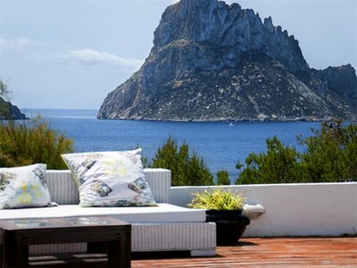 Single Family Home for sales at Design Villa With Views To Es Vedra  San Jose, Ibiza 07830 Spain