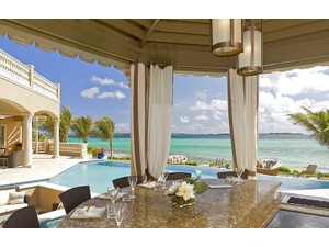 Additional photo for property listing at Casa DeLeon, Ocean Club Estates #39 Ocean Club Estates Paradise Island, 新普羅維登斯/拿索 . 巴哈馬