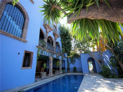 Частный односемейный дом for sales at Casa Recreo  San Miguel De Allende, Guanajuato 37700 Мексика