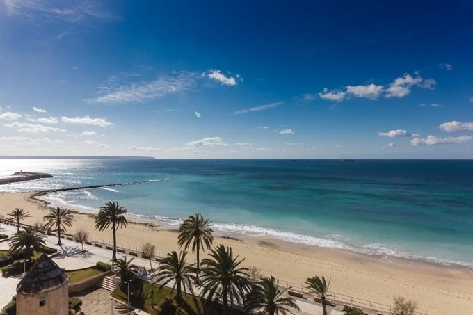 Wohnung for sales at Luxus-Penthouse in 1. Meereslinie in Portixol    Palma Portixol, Mallorca 07001 Spanien