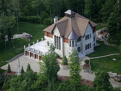 Single Family Home for sales at Village Mont-Tremblant    Laurentians  Mont-Tremblant, Quebec J8E 1H7 Canada