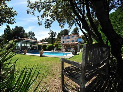 Single Family Home for sales at Incredible Views  Aix-En-Provence, Provence-Alpes-Cote D'Azur 13100 France