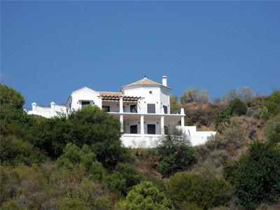 Maison unifamiliale for sales at Perfect home in the hills, in a private urbanizati  Benahavis, Costa Del Sol 29679 Espagne
