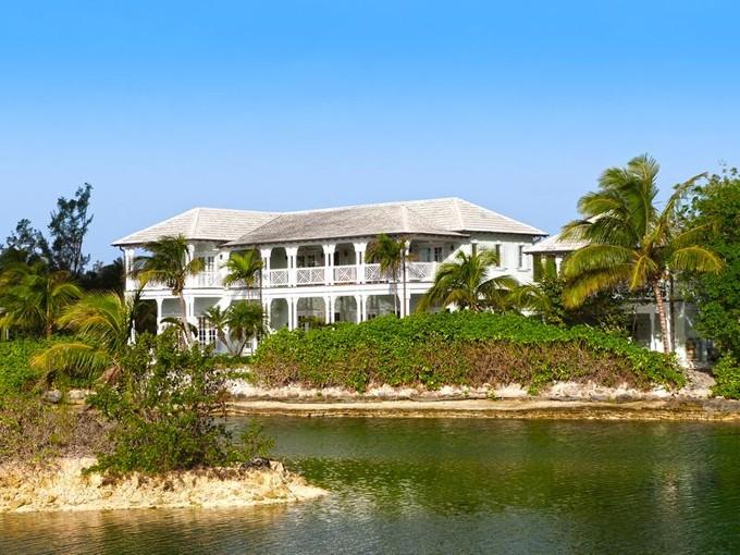 独户住宅 for sales at Bougain Villa, Old Fort Bay Bougain Villa House, Old Fort Bay Old Fort Bay, 新普罗维登斯/拿骚 . 巴哈马