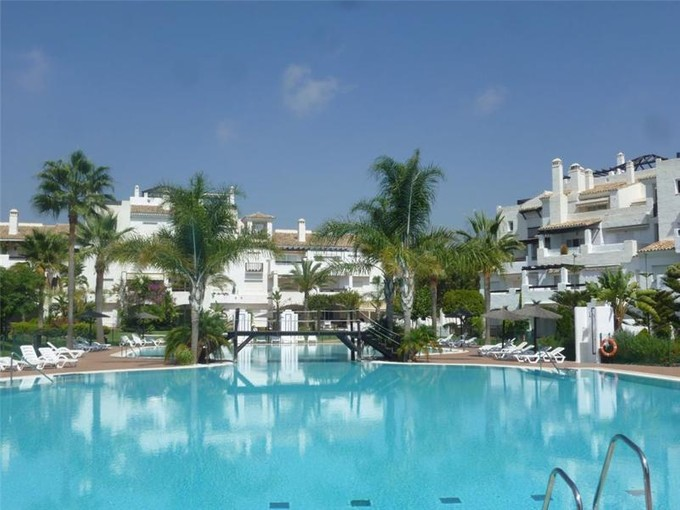 Appartamento for sales at A lovely  complex in a top location.    Marbella, Costa Del Sol 29679 Spagna