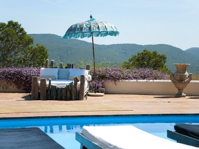 Single Family Home for sales at Contemporary Two Home Property With Sea Views  San Jose, Ibiza 07830 Spain
