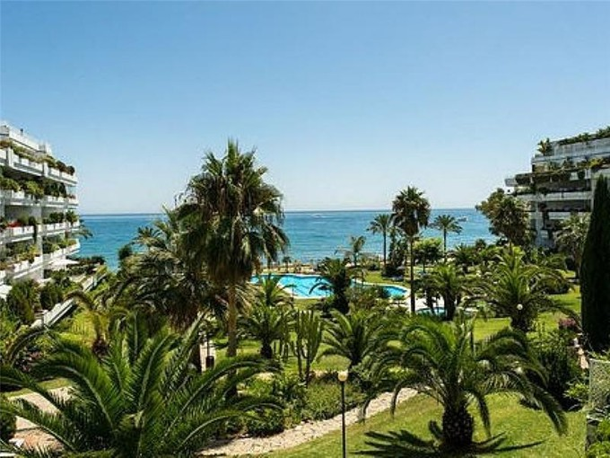Apartment for sales at Frontline Beach in Golden Mile  Marbella, Costa Del Sol 29600 Spain