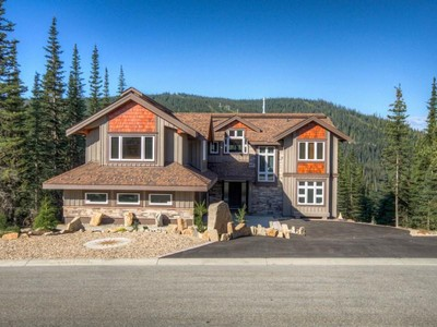 Single Family Home for sales at Newly Constructed Mountain Chalet 5321 Lookout Ridge Drive Sun Peaks, British Columbia V0E 5N0 Canada