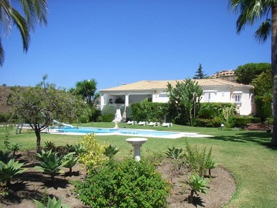 Single Family Home for sales at Magnificent villa  Benahavis, Costa Del Sol 29679 Spain