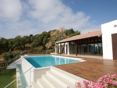 Einfamilienhaus for sales at Fabulous and stylish contemporary villa  Marbella, Costa Del Sol 29600 Spanien