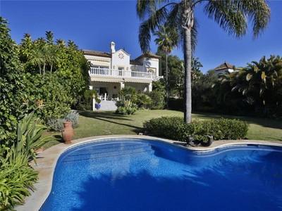 Tek Ailelik Ev for sales at Inmaculate villa in a prestigious urbanization  Marbella, Costa Del Sol 29600 Ispanya