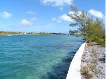 地產 for sales at Marina Entrance Canalfront Lot  Treasure Cay, 阿巴科 00000 巴哈馬
