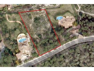地產 for sales at Large Building Plot in Golf Santa Ponsa  Santa Ponsa, 馬婁卡 07180 西班牙