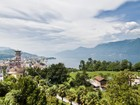 Single Family Home for sales at Splendid Villa overlooking Lake Maggiore  Luino, Varese 21016 Italy