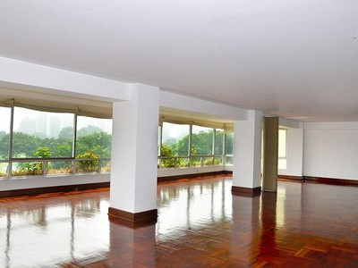Appartamento for rentals at Ample flat front a golf in San Isidro  San Isidro, Lima 27 Peru