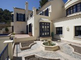 Property Of A superb residence with views to the Sea.
