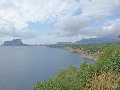 Land for sales at Bauparzelle für drei Häuser in erster Meerlinie  Benissa, Alicante Costa Blanca 03590 Spanien