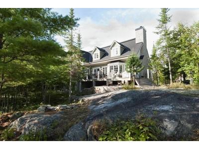 獨棟家庭住宅 for sales at Chemin des Cerfs   Mont-Tremblant  Mont-Tremblant, 魁北克省 J8E1C7 加拿大