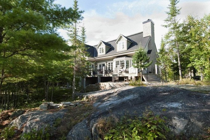 단독 가정 주택 for sales at Chemin des Cerfs   Mont-Tremblant  Mont-Tremblant, 퀘벡주 J8E1C7 캐나다