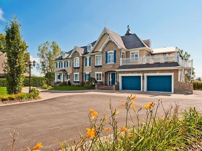 Single Family Home for sales at Lachenaie  Terrebonne, Quebec J6W 5X4 Canada